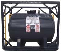 25 Barrel D.O.T. Certified IM101 Tank