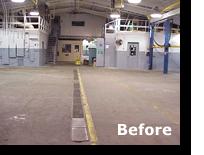 Resin Flooring Resurfacer