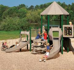 Playground Safety Surfaces