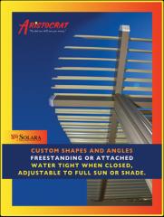 Solara Adjustable Patio Covers