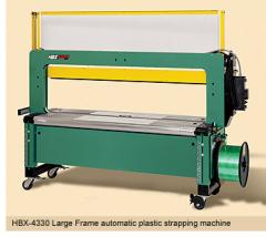 HBX-4330 Large Frame automatic strapping machine