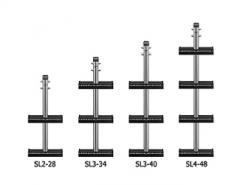 Swing Ladders Range
