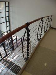 Arc Railing System from Livers Bronze