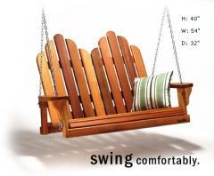 Loveseat Swing