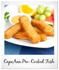 Matlaw's Cape Ann Pre-Cooked Fish