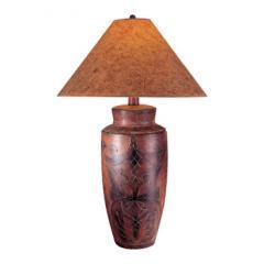 Table Lamps Desert Sand