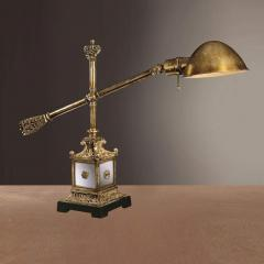 Desk Lamps Tuscan Gold