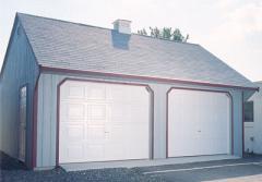 Carefree Saltbox Garage