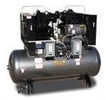 Compressed Air Systems - Duplex Air Compressors