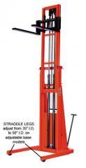 Dependable Straddle Stacker HPS-262