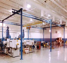 Workstation Bridge Cranes