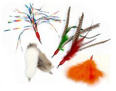 Da Bird Feather Attachment
