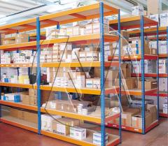 Metal Point Shelving