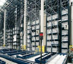 Automated Warehouse for Totes & Carton