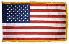 Indoor / Parade US Flag