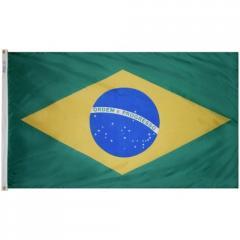 Brazil Flag Nyl-Glo