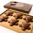 Chocolate Caramel Pecans