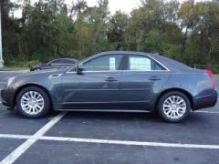 2012 Cadillac CTS Sedan 3.0L