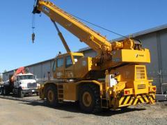 Crane TADANO GR500XL