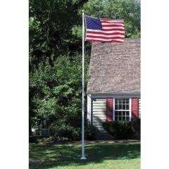 Villager III Fiberglass Flagpole