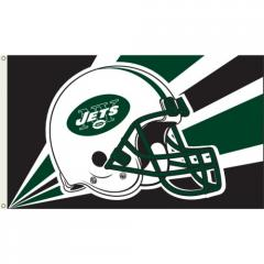 Officially Licensed New York Jets Flag