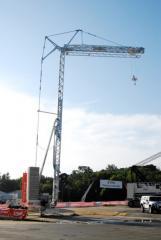 Tower Crane, Comedil