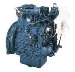 Kubota Engine
