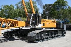 Crawler Crane, Liebherr LR1200SX