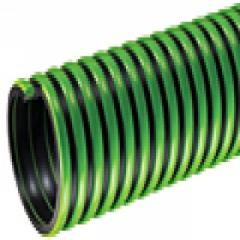 EPDM Green and Black Suction Hose