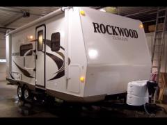 Forest River Rockwood Ultra Lite 2304S Travel