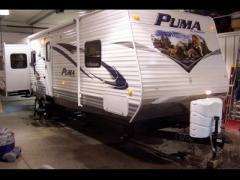 Palomino Puma 31RDSS Travel Trailer