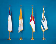 Religious Flags and Sets