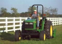2012 John Deere 25A Flail Mower