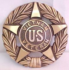 Bronze Flag Holders