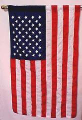 Sleeved American Flags