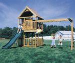 Residential Playground Equipment Timberlodge