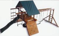 Residential Playground Equipment Condor