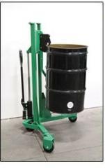 Barrel Hawk II Drum Handler