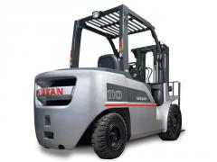 Pneumatic Tire Lift Truck Nissan PF110Y(H)LP / DF