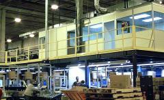 Mezzanines & Office Systems