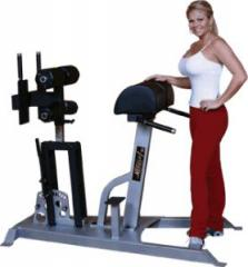1520 - Linear Glute/Ham bench