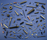 Custom cold formed fasteners