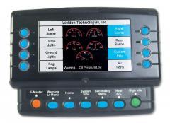 V-MUX Vista III Interface Module/Display Panel