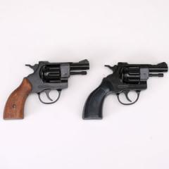 Blank Firing Revolver
