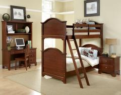 Franklin Cherry Bunk Bed