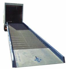 Steel Yard Ramp