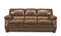 Bel Canto Leather Sofa