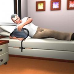 Adjustable BedCane