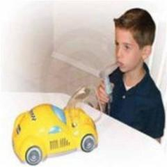 Taxi Cab Pediatric Nebulizer