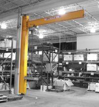 Mast Type Jib Crane
